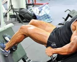 máy tập bắp chân