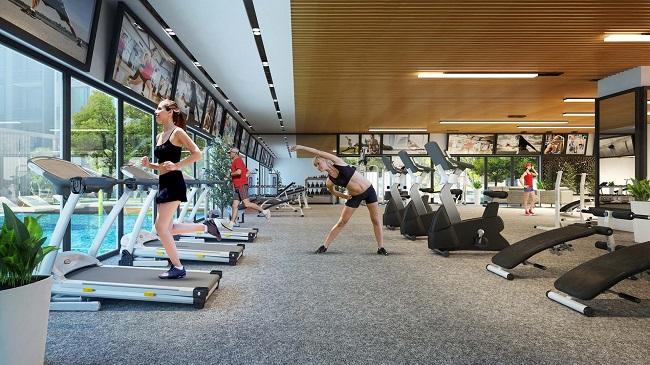 Tư vấn thiết kế lắp đặt mở phòng tập gym tại tỉnh chuyên nghiệp