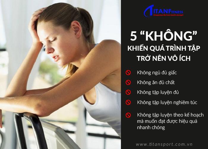 Những nguyên tắc cần biết khi sử dụng máy tập gym tăng cơ giảm mỡ
