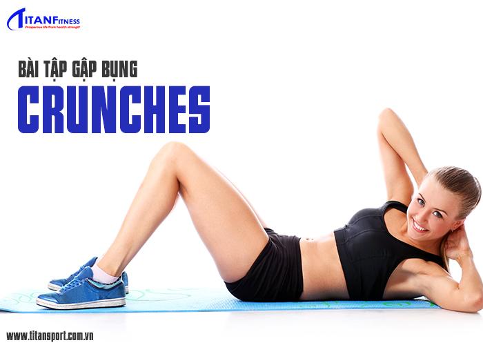 Đây là một trong những bài tập thể dục tại nhà giảm mỡ bụng cơ bản và phổ biến